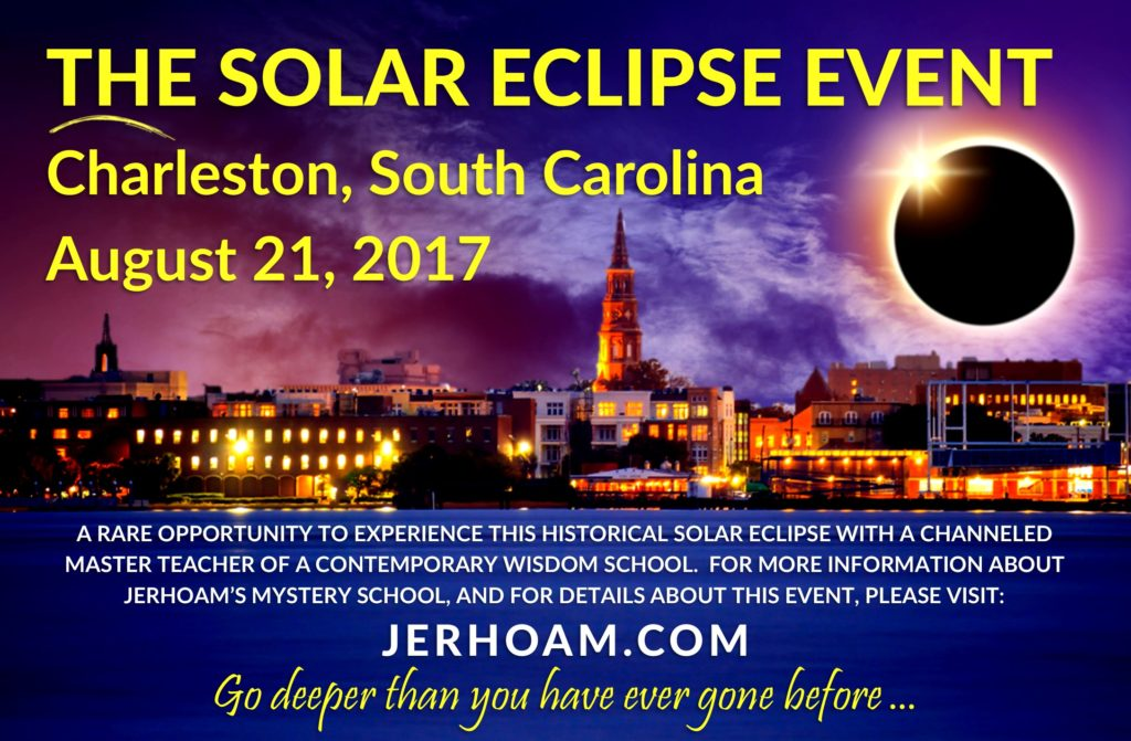 The Solar Eclipse Event with John J Oliver | Charleston, SC @ Charleston, SC