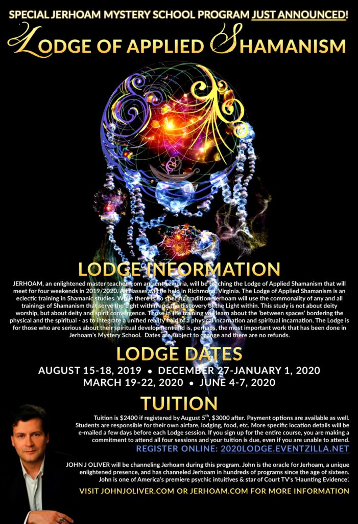 The Lodge of Applied Shamanism @ Richmond, VA